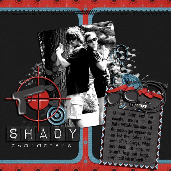 ShadyWEB